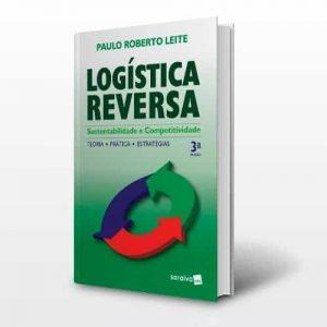 Capa do livro logística reversa
