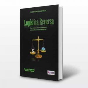 Capa do livro logística reversa equilíbrio econômico e ambiental