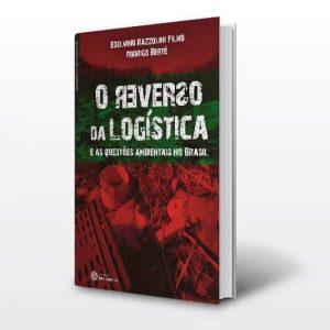 Capa do livro o reverso da logística