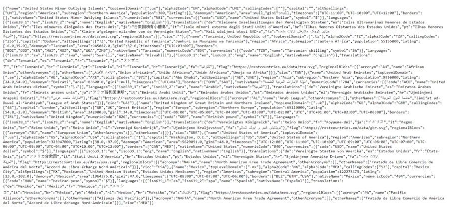 como utilizar uma API