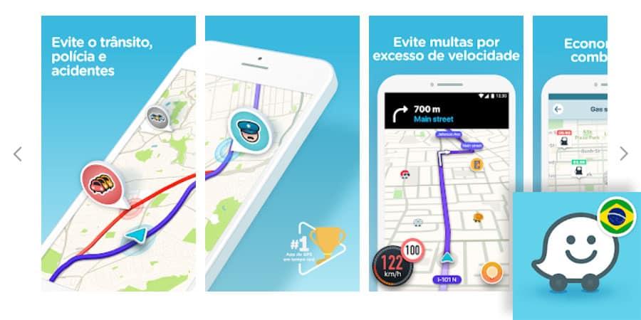 aplicativo mapa