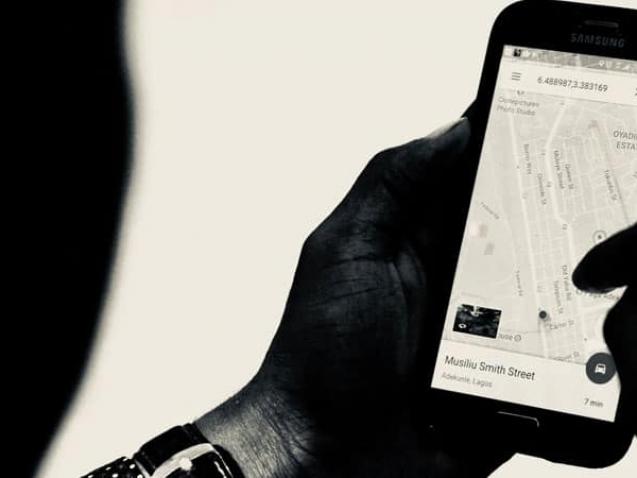 como fazer uma rota de entrega no Google Maps