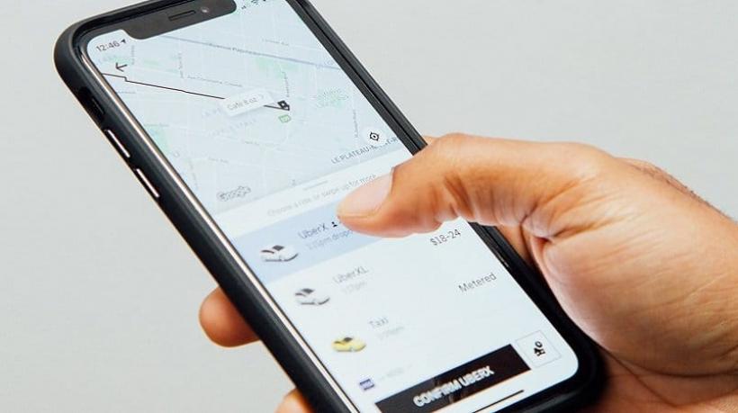 distância Google Maps API