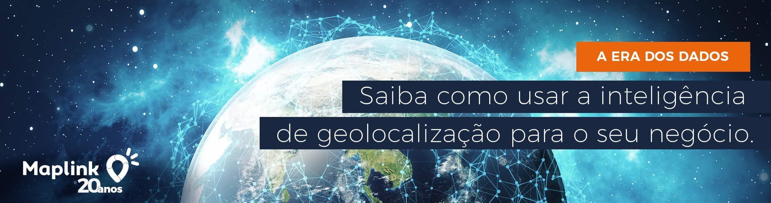 empresa de geolocalização