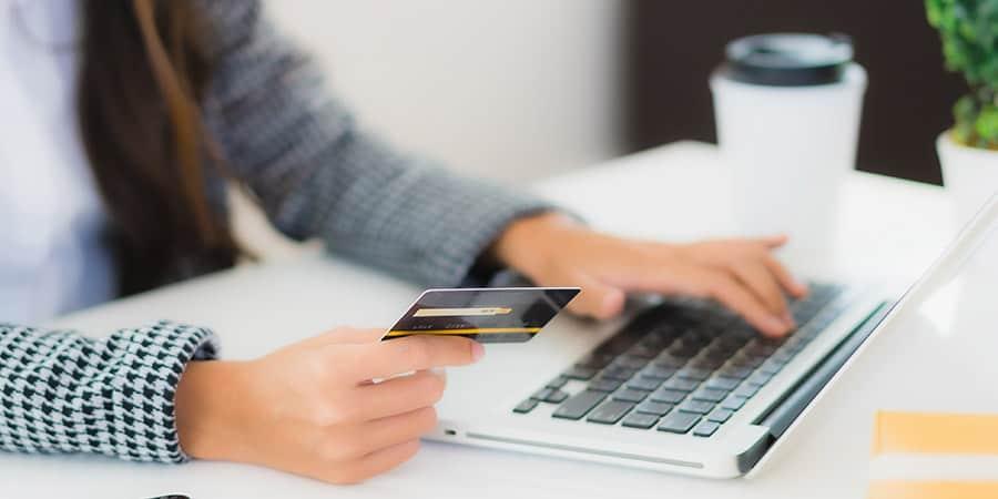 pagamentos negócio online