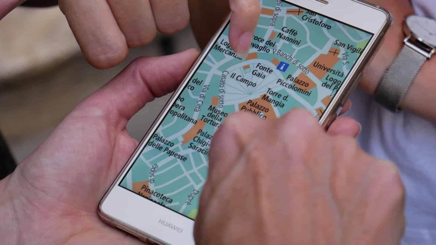 O que é geotagging