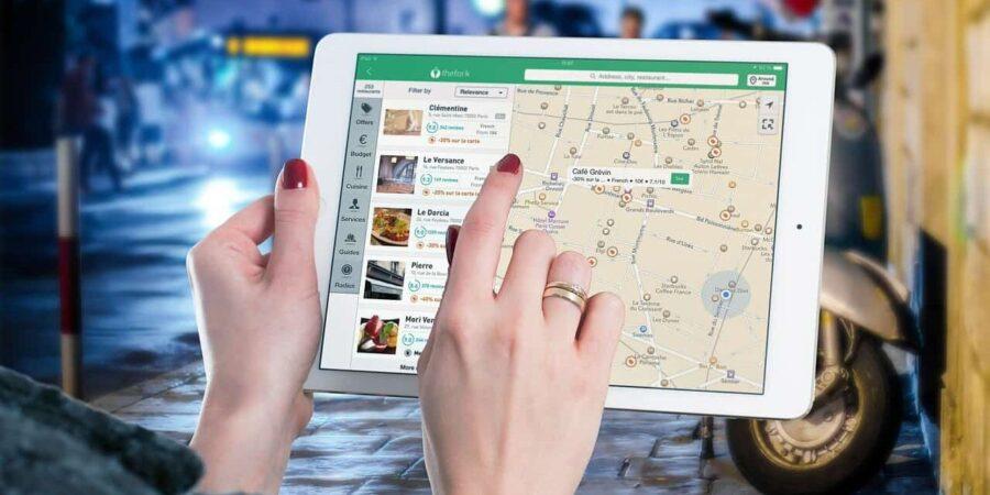 O que é geotagging no Google Maps