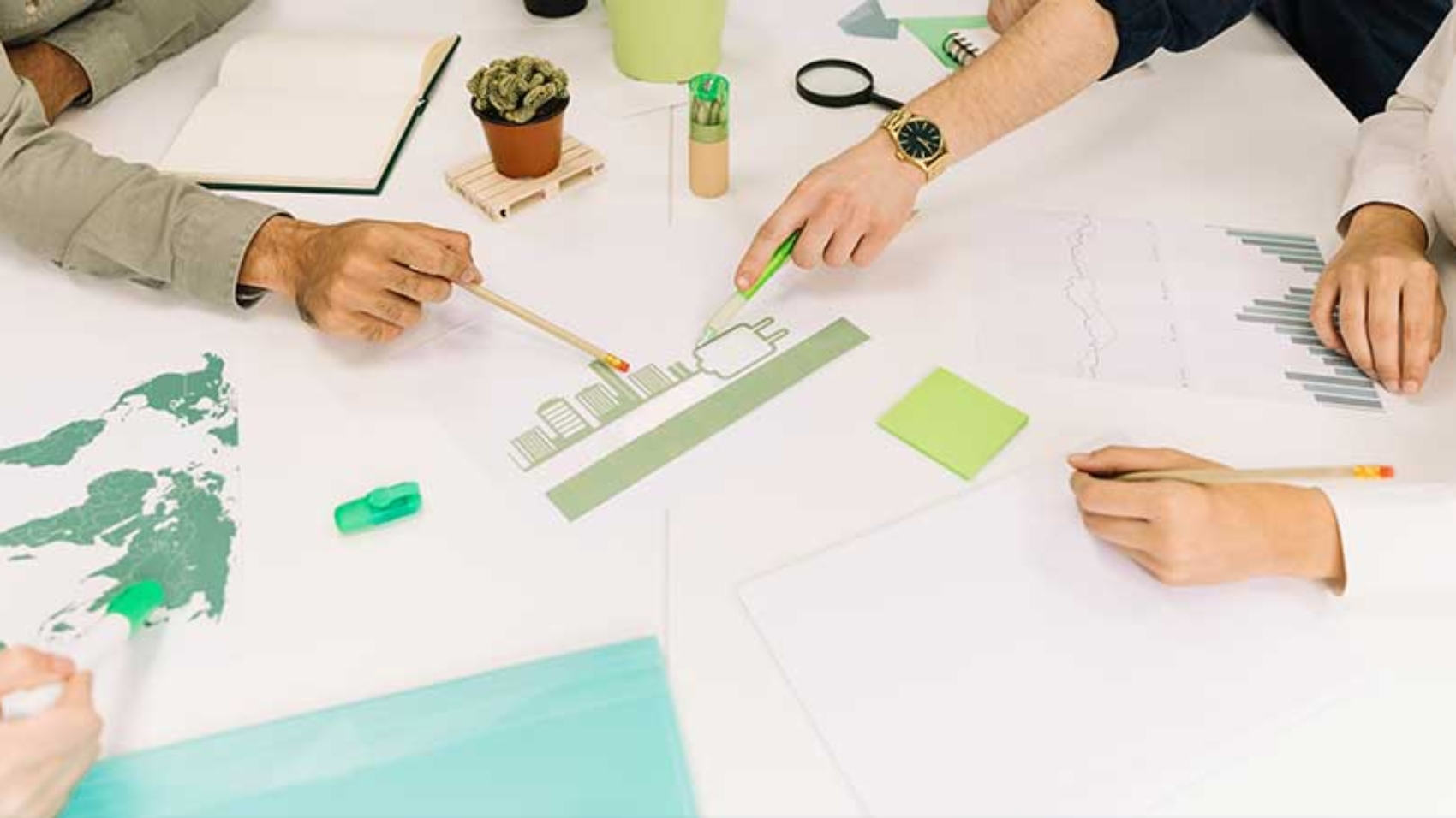 empresas que praticam logística verde