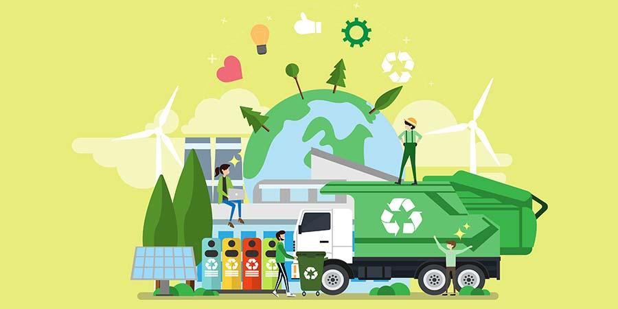 vantagens da logística sustentável e verde