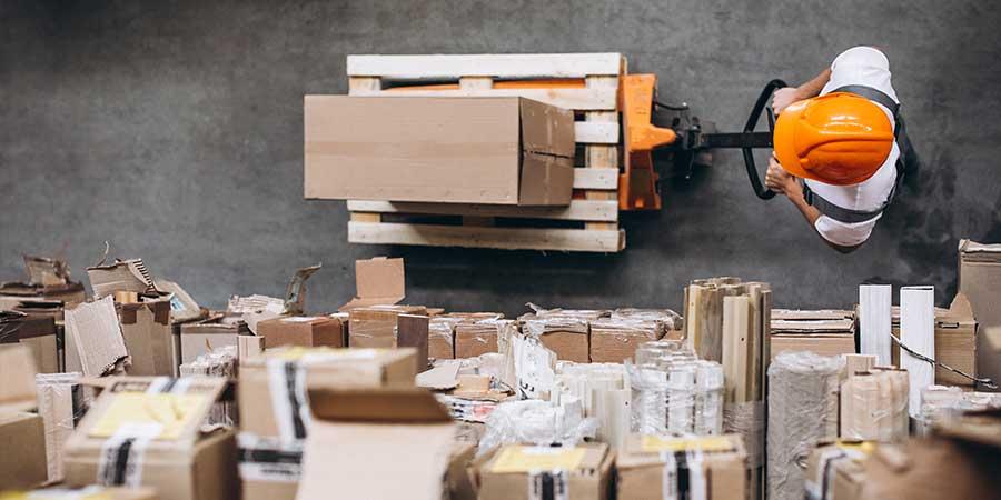 dicas de segurança armazém logística