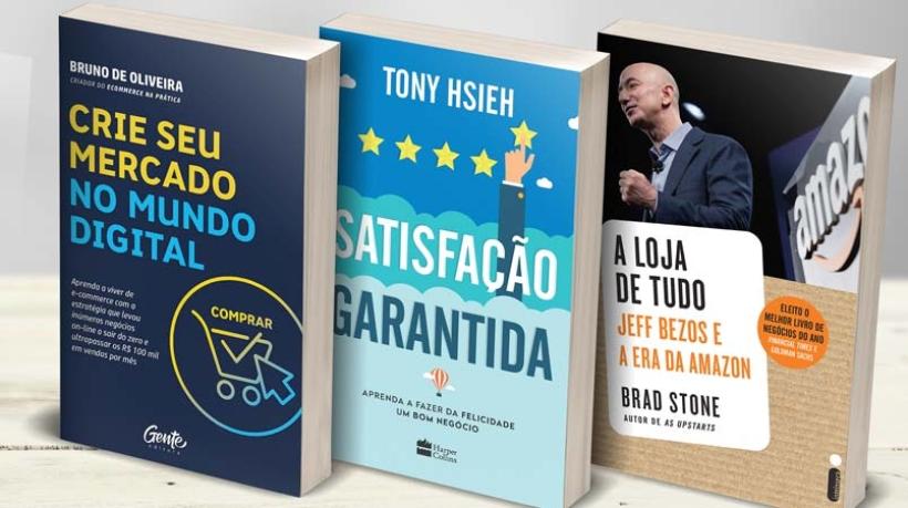 melhores livros sobre e-commerce