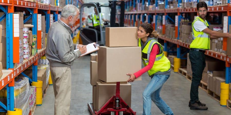 principais tipos de custos logísticos