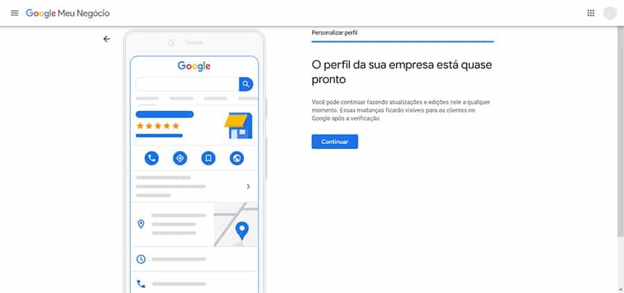 adicionar locais Google