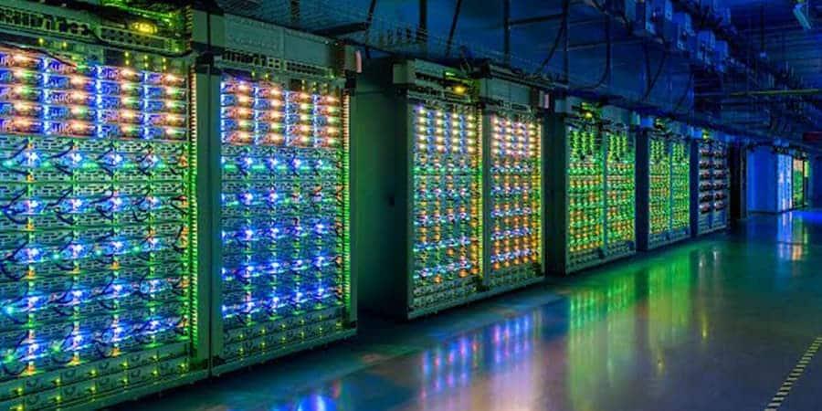armazenamento em nuvem Google