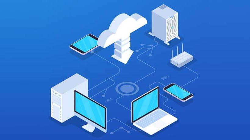 como funciona o armazenamento em nuvem