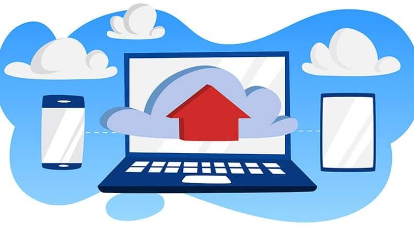 nuvem para armazenamento de dados