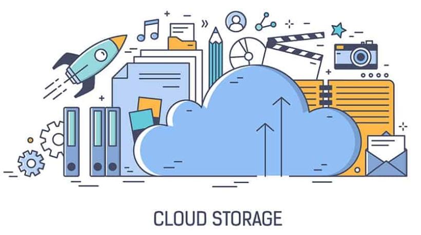 o que é armazenamento em nuvem
