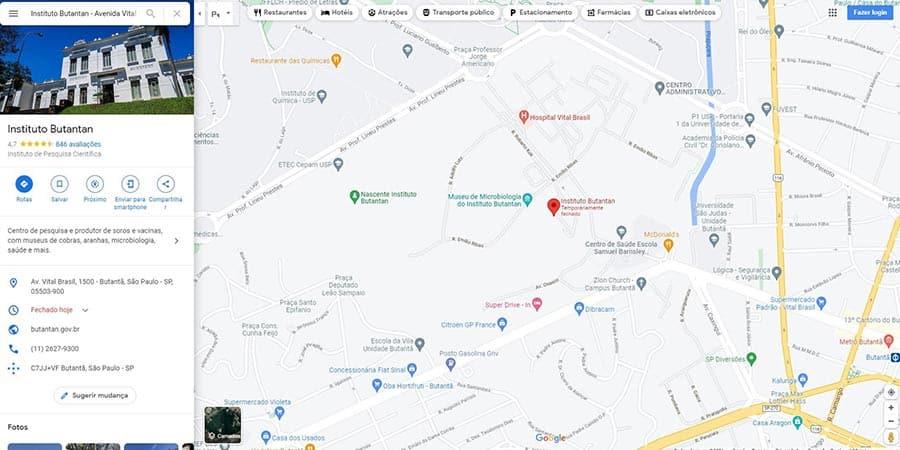 como traçar rotas no google maps