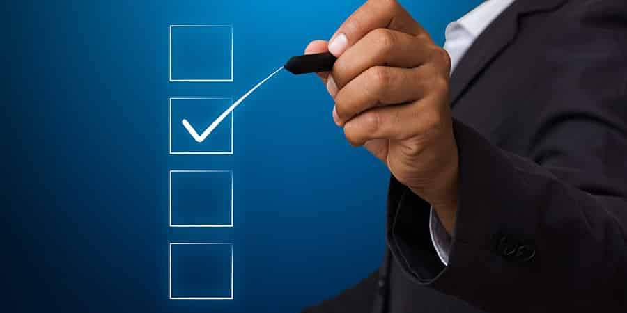 checklist ferramentas para análise de risco