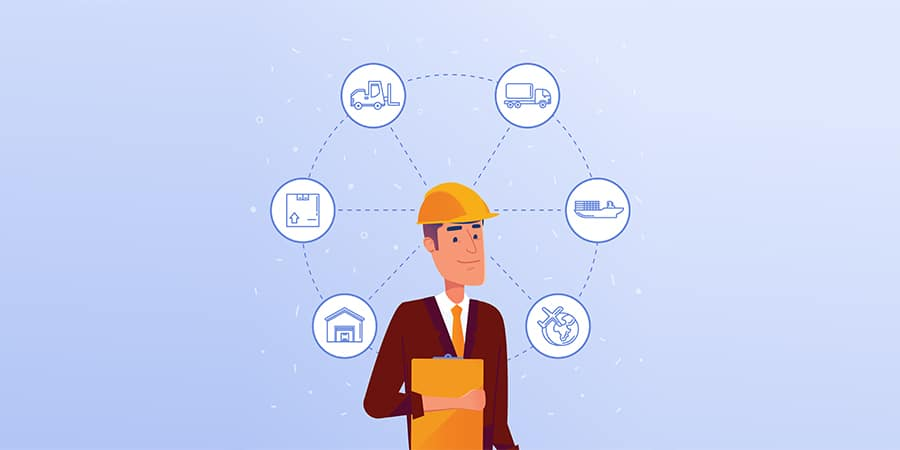 importância da logística empresarial